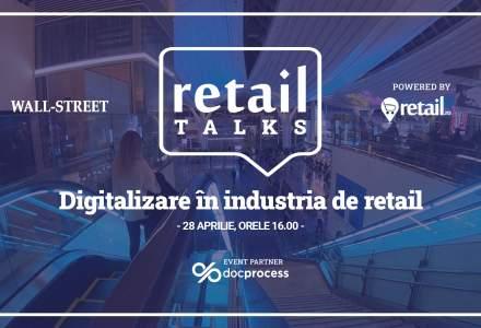 Webinar retailTalks: Cât de necesară este digitalizarea în industria de retail în contextul pandemiei COVID-19