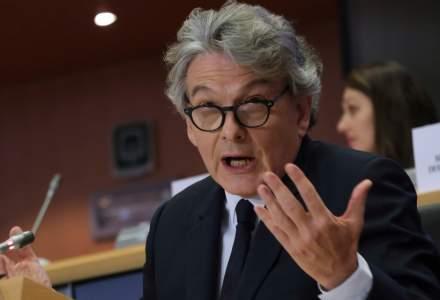 Comisar european: UE se îndreaptă spre o contracţie a PIB cuprinsă de până la 10% în 2020