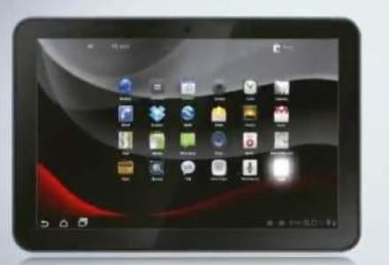 Vodafone lanseaza in Romania in premiera mondiala o tableta sub brand propriu produsa de Lenovo