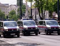 COVID-19 | Poliția din Viena...