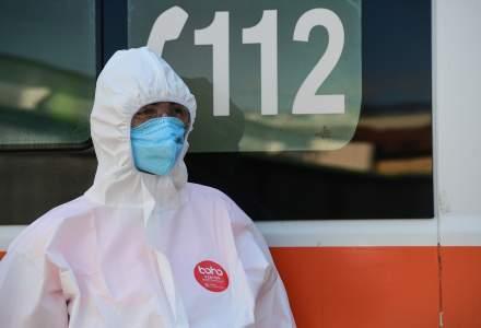 GCS: Încă opt persoane infectate cu noul coronavirus au murit; numărul total ajunge la 575