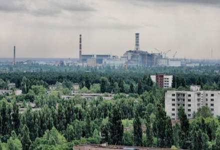 Cernobîlul, asediat de incendii forestiere, la 34 de ani de la cea mai mare catastrofă nucleară civilă