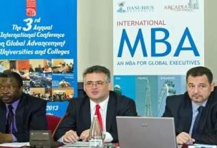 (P) Danubius International Business School - Global Business Access