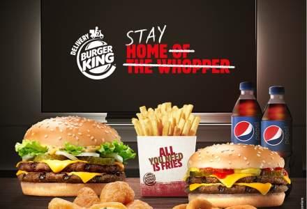 COVID-19 | În vreme de pandemie, AmRest deschide un nou restaurant Burger King în România în Piața Universității