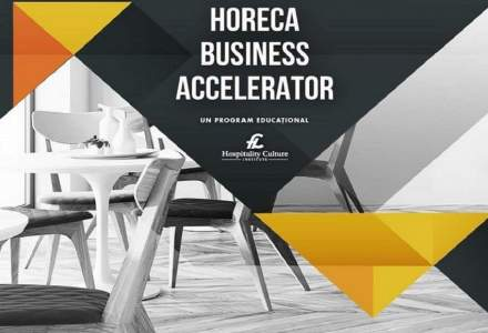 COVID-19 | HoReCa Business Accelerator și-a dublat numărul de locuri și a extins perioada de înscrieri până la data de 15 mai