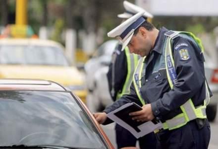 Poliţiştii au aplicat amenzi de 2 MIL. euro în ultimele 24 de ore persoanelor care nu au respectat interdicţiile privind circulaţia