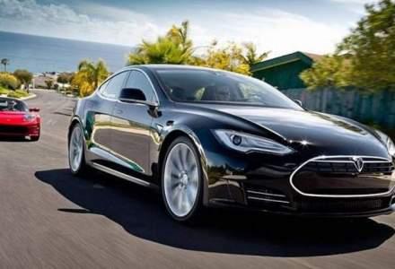 Tesla Model S depășește pragul de 100 mașini cu numere românești