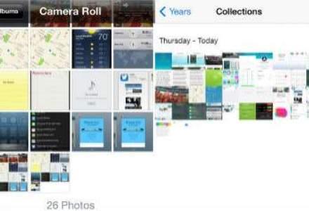 22 de comparatii vizuale ce subliniaza noua infatisare a iPhone-ului