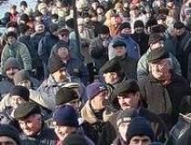 Protest spontan la Fortus SA...