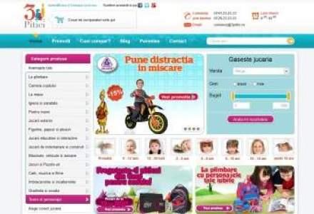 Fosta sefa pe marketing a Fit Distribution si un manager al Okazii.ro au lansat un magazin online pentru copii