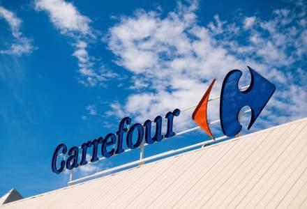 Vânzările Carrefour România au crescut cu aproape 10%, în primele trei luni din 2020