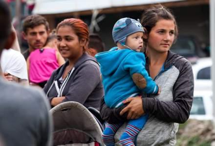 O colonie de romi din județul Bihor intră în carantină