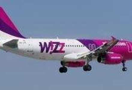 O cursa Wizz Air a aterizat de urgenta pe Otopeni