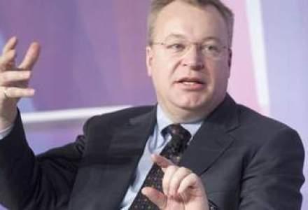 Probabil unul din cele mai mari salarii compensatorii din istorie: fostul CEO al Nokia va primi aproape 19 mil.euro dupa tranzactia cu Microsoft