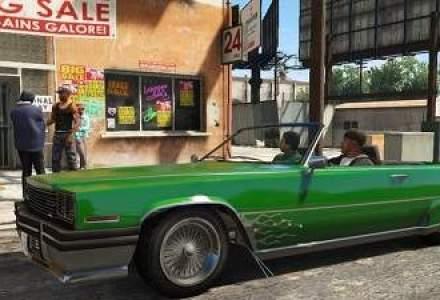 Jocul GTA 5 doboara toate recordurile in industria de gaming: vanzari de peste 800 de mil. $ in numai 24 de ore de la lansare