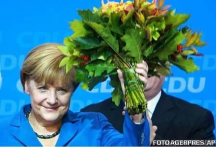 Angela Merkel a III-a: ea este cea mai puternica femeie din lume
