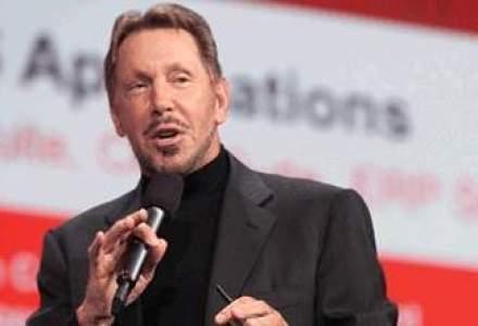 Seful Oracle a castigat 78,4 milioane dolari anul trecut, cu 18% mai putin