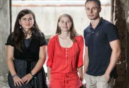 Proiect cu iz de India: trei tineri ieseni au implementat creativitatea asiatica intr-un business romanesc [VIDEO]