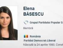 Elena Basescu, trimisa in...