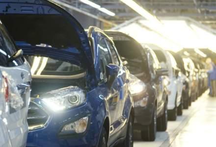 Ford a reluat producția de mașini la Craiova