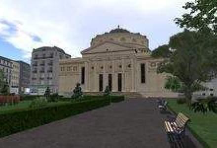 S-a deschis Virtual Bucharest, replica virtuala a centrului Bucurestiului