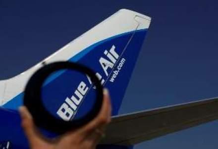 Blue Air a introdus orarul de vara 2014