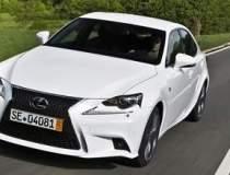 Noul Lexus IS a fost lansat...