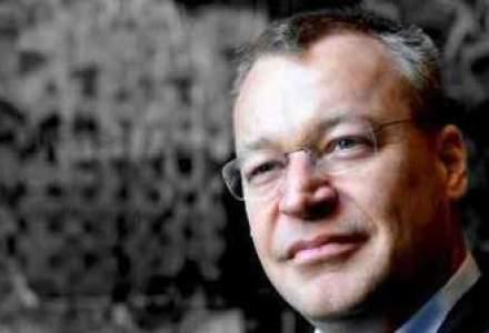 Presedintele Nokia: Elop va incasa beneficii de 18 mil euro in urma unei erori in contractul sau