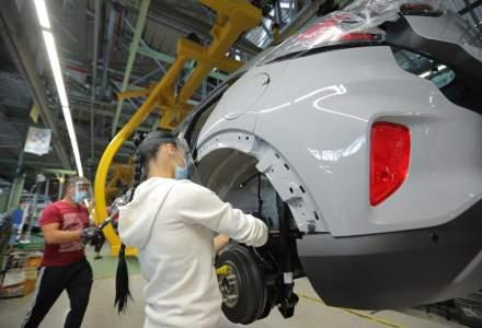 Cum arată activitatea în uzina Ford Craiova în prima zi de repornire a producției de autoturisme