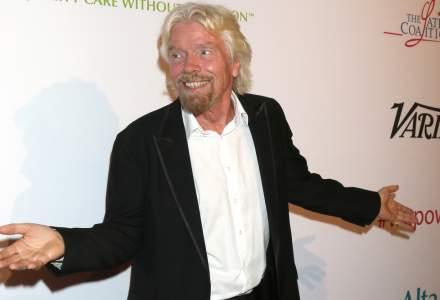 Miliardarul Richard Branson îşi pune insula privată garanţie pentru un împrumut, ca să-şi salveze companiile aeriene