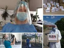 Rubin 2000 a donat spitalelor...