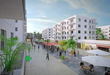 Un micro-oras in Berceni: Oamenii de afaceri Florea Diaconu si Alessio Karkhi dezvolta 1.000 de apartamente in spatele mallului Grand Arena
