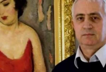 Grimberg intra pe piata locala de arta cu un fond de licitatii de 5 mil. euro