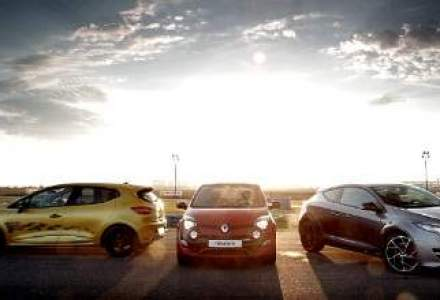 Sapte kilometri de adrenalina la bordul gamei Renault Sport