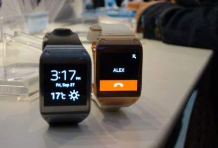 "Samsung a lansat pe piata locala smartphone-ul ""Galaxy Note 3"" si ceasul inteligent ""Galaxy Gear"" [FOTO]"