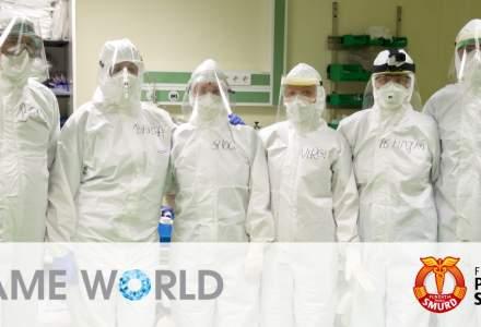 Game World donează 15.000 de euro pentru a sprijini SMURD în lupta cu pandemia de coronavirus