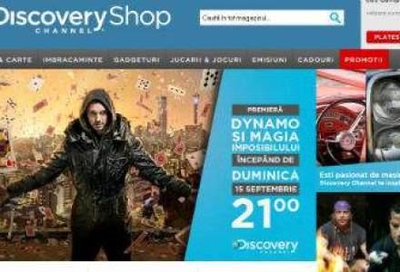Discovery intra pe eCommerce printr-un magazin online de produse adiacente brandului