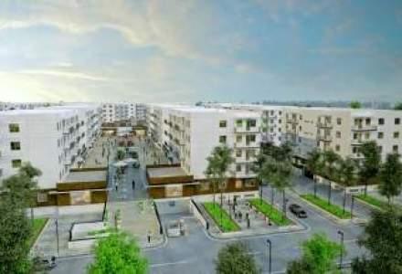 Doi oameni de afaceri lanseaza un proiect imobiliar de mari dimensiuni in sudul Capitalei