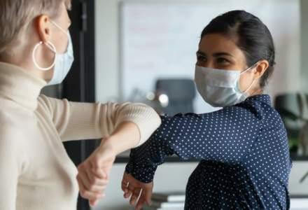 Angajații care lucrează în birouri open space trebuie să poarte obligatoriu măști de protecție