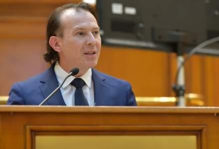 Florin Cîţu: Ne împrumutăm pentru a plăti facturi şi cheltuieli făcute de PSD