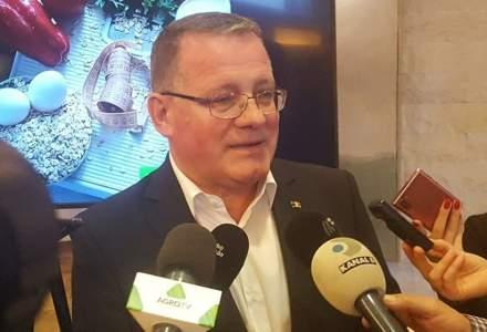 Ministrul Agriculturii: Suprafaţa calamitată de secetă este de 1,1 milioane de hectare