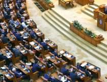 Parlamentul va vota în regim...