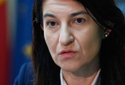 Violeta Alexandru: Circa 500.000 de persoane ar putea fi în șomaj în a doua parte a anului