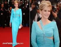 Jane Fonda, premiata pentru...