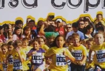 Promo: Copiii alearga la Marathon, fara parinti