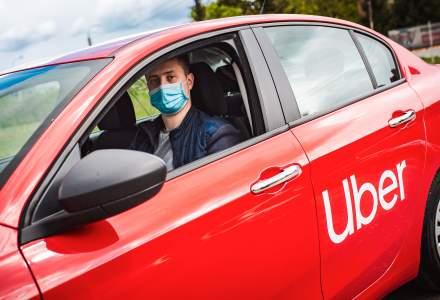 Uber nu va mai lua pasageri fără mască de protecție