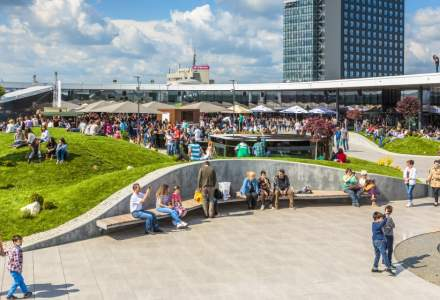 Măsurile de distanțare socială pe care le iau mall-urile pentru redeschidere