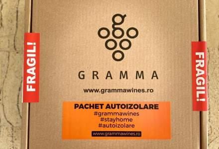 Crama Gramma și-a dublat cifra de vânzări în lunile martie și aprilie și pregătește un magazin online pentru piața din Danemarca, Elveția și Marea Britanie