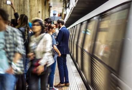 Ghid de călătorie cu metroul: purtarea măştii este obligatorie iar locurile permise, marcate cu verde