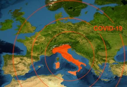 Coronavirus: Bilanţul zilnic al deceselor raportate în Italia, la cel mai scăzut nivel din 9 martie